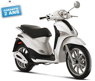 mj scooter piaggio liberty 125 rst 100. Black Bedroom Furniture Sets. Home Design Ideas